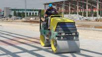 Konya Tramvay Hattı Deposu Yapım Uygulamaları